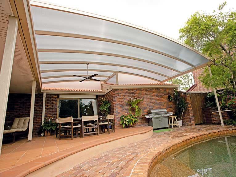 Domestic Polycarbonate Roofing Brisbane Gold Coast ...